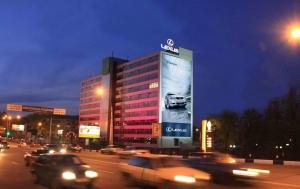 широкоформатная печать на баннере в Липецке